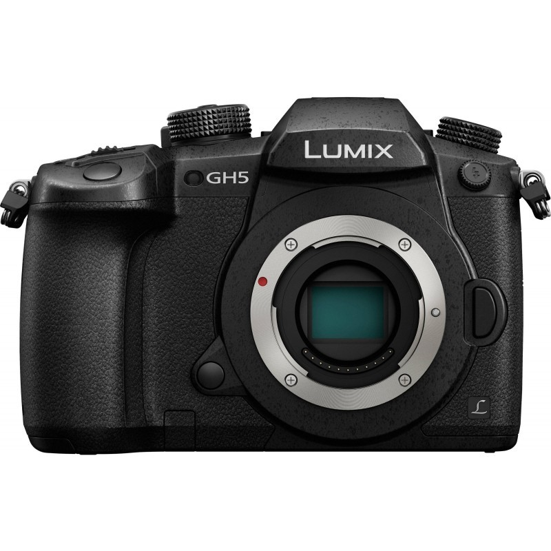 Panasonic Lumix DC-GH5 + 7-14mm Kit