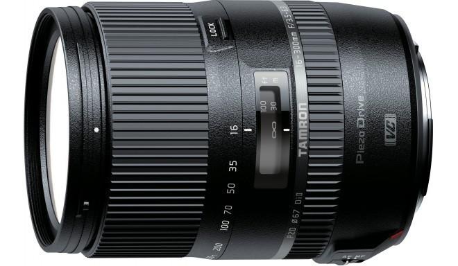Tamron 16-300mm f/3.5-6.3 DI II PZD Macro objektiiv Sonyle