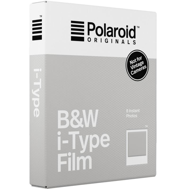 Polaroid i-Type B&W