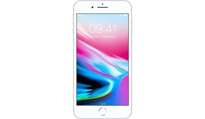 Apple iPhone 8 Plus 64GB, sudrabots