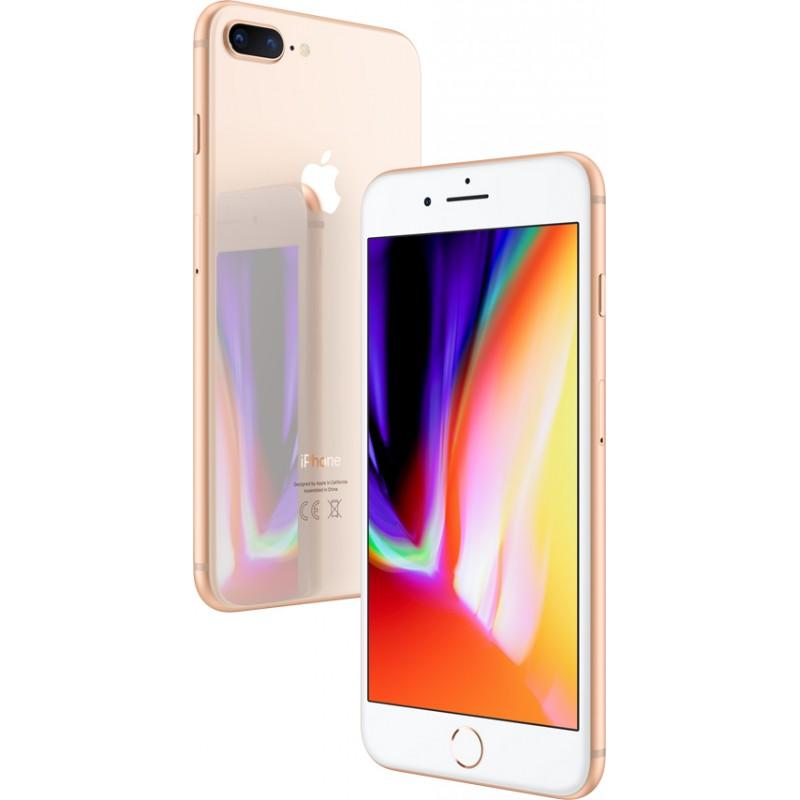 Apple iPhone 8 Plus 64GB, золотой