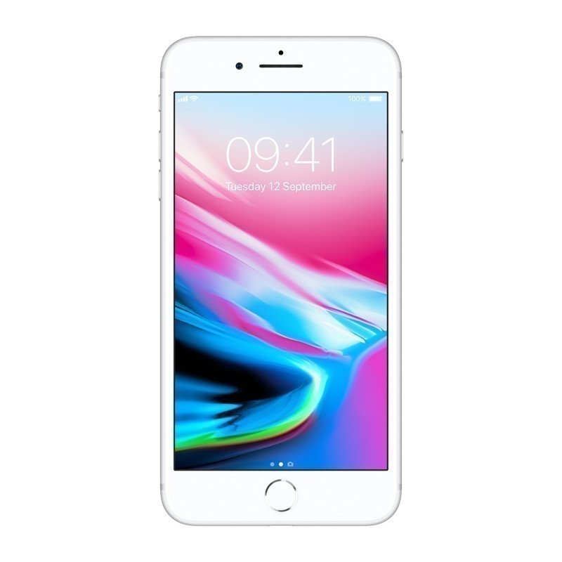 Apple iPhone 8 Plus 256GB, серебряный