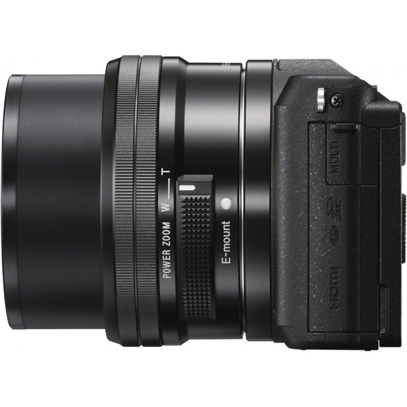 Sony a5100 + 16-50mm Kit, black