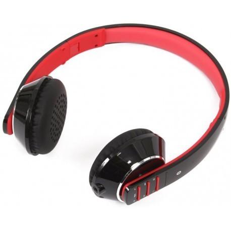 Omega Freestyle наушники  + микрофон FH0906 Bluetooth, чёрный