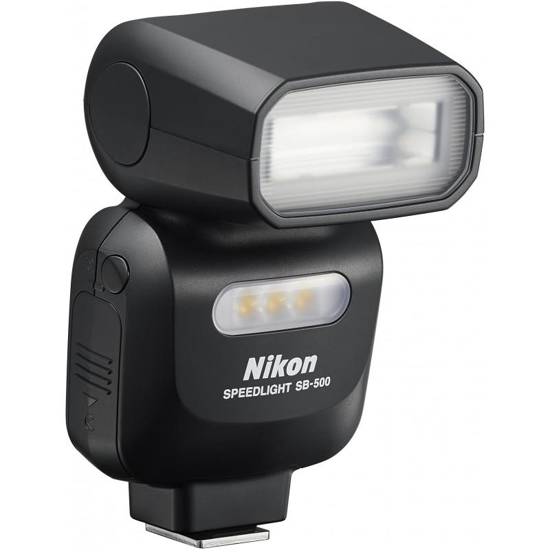 Nikon välk SB-500