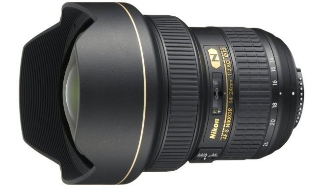 Nikon AF-S Nikkor 14-24mm f/2.8G ED objektiiv