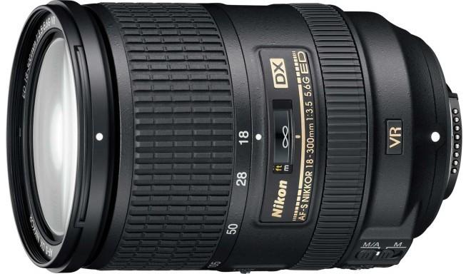 Nikon AF-S DX Nikkor 18-300мм f/3.5-5.6G ED VR объектив