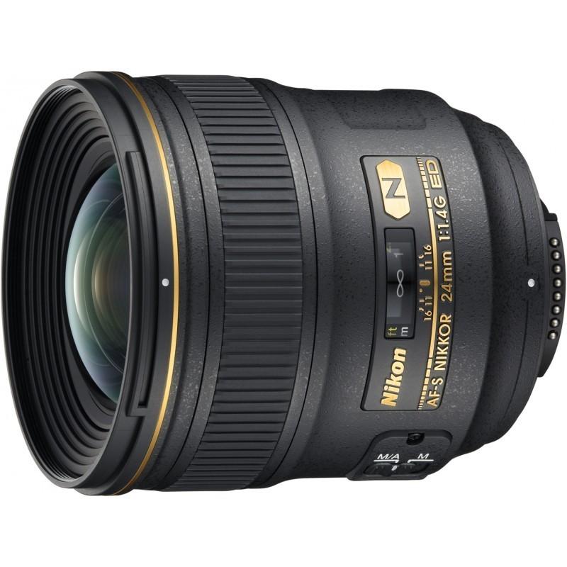 Nikkor AF-S 24mm f/1.4 G ED objektiiv