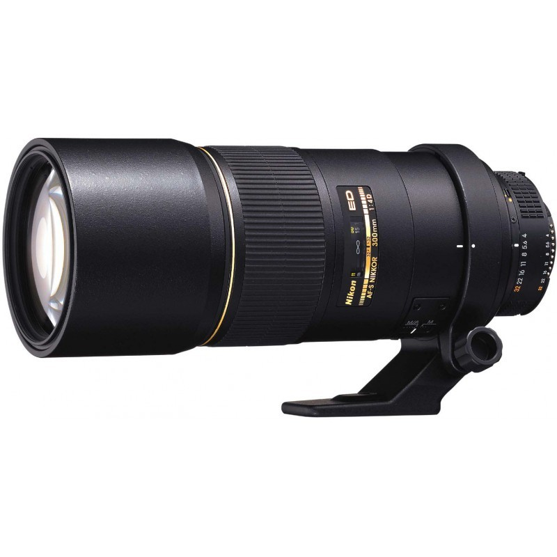 Nikkor AF-S 300mm f/4.0 D IF-ED objektiiv