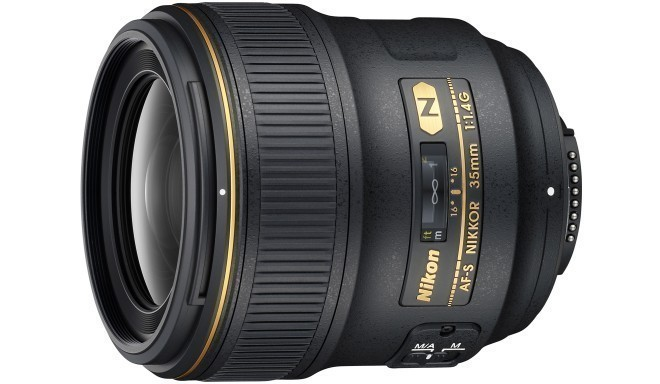 Nikon AF-S Nikkor 35мм f/1.4G объектив