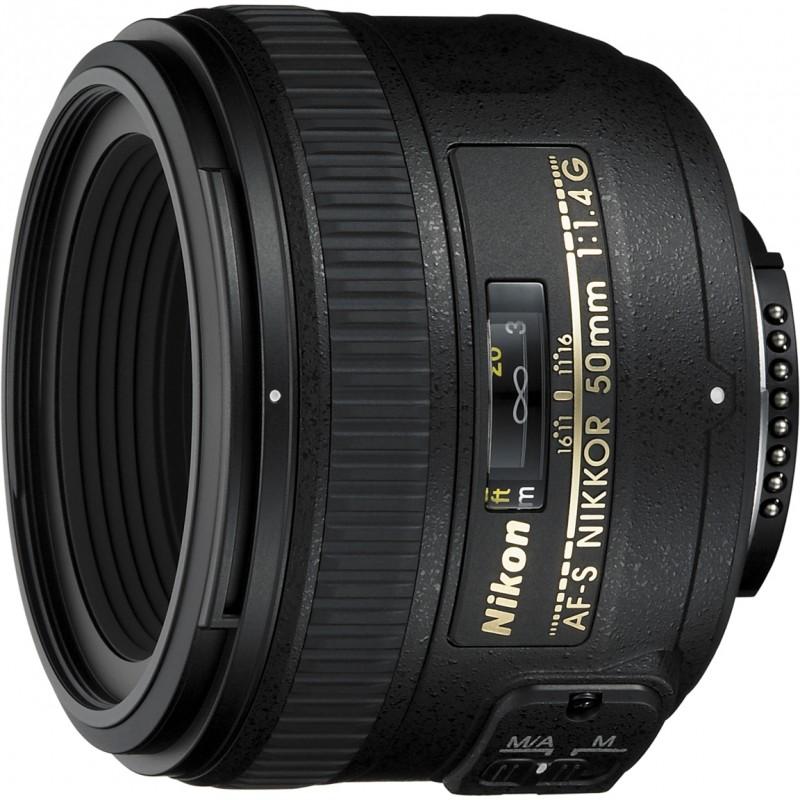 Nikkor AF-S 50 мм f/1.4 G