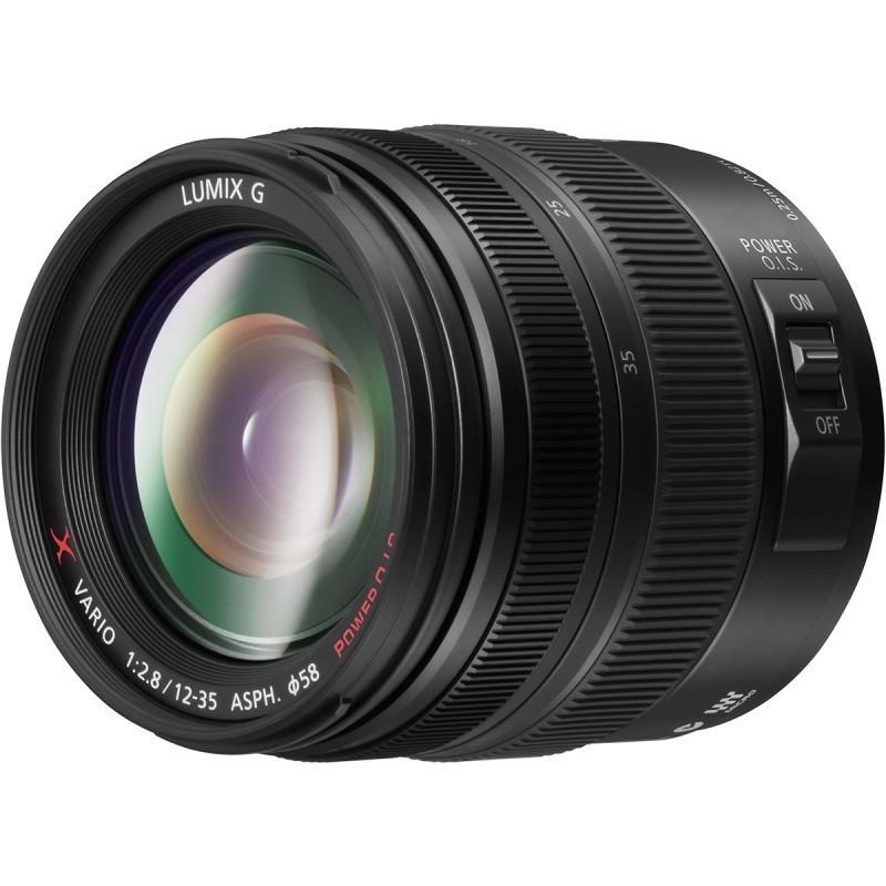 Panasonic Lumix G X VARIO 12-35mm f/2.8 Power O.I.S. objektiiv