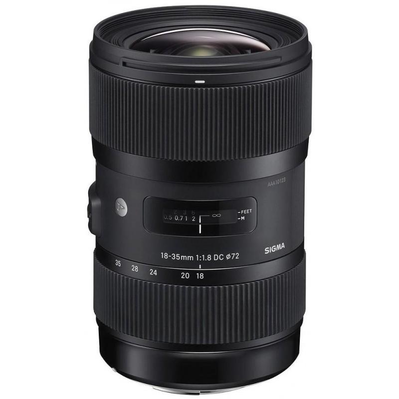 Sigma AF 18-35mm f/1.8 DC HSM A objektiiv Pentaxile