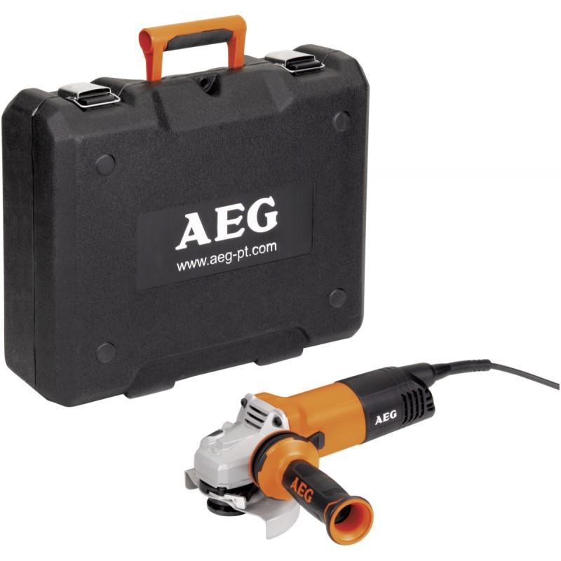 AEG WS 9-125 Diamantset Small Angle Grinder