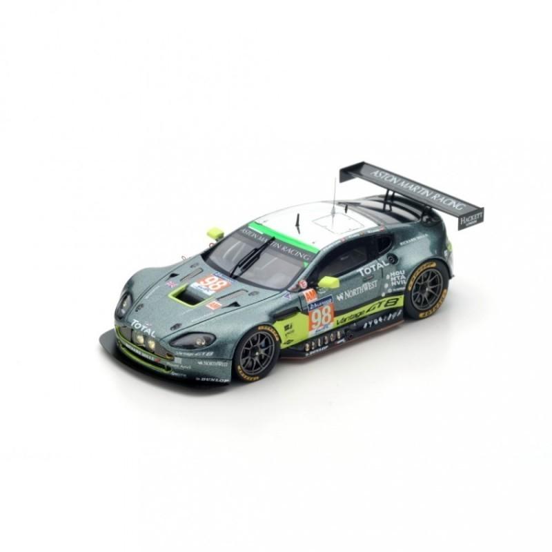 Aston Martin V8 Vantage LMGTE Am #98 P.D. Lana/P. Lamy/M