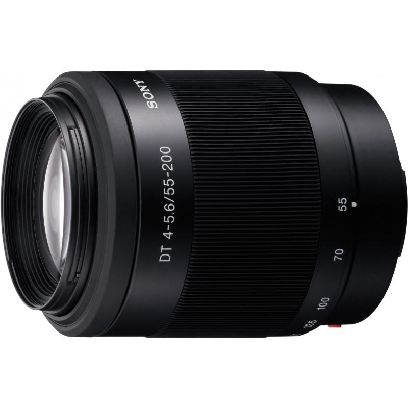 Sony DT 55-200mm f/4-5.6 SAM II objektiiv