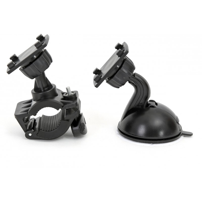 Omega universal car & bike mount Kiwi, black
