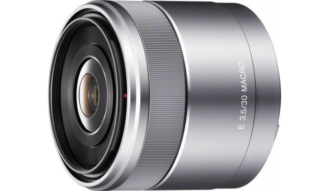 Sony E 30mm f/3.5 Macro objektiiv