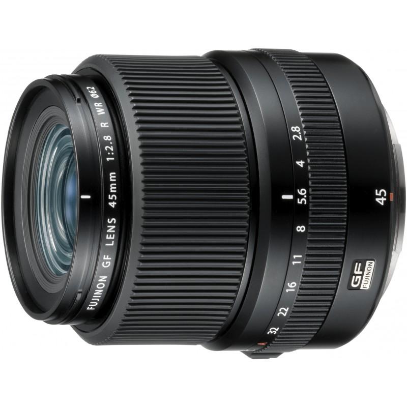 Fujinon GF 45mm f/2.8 R WR objektiiv