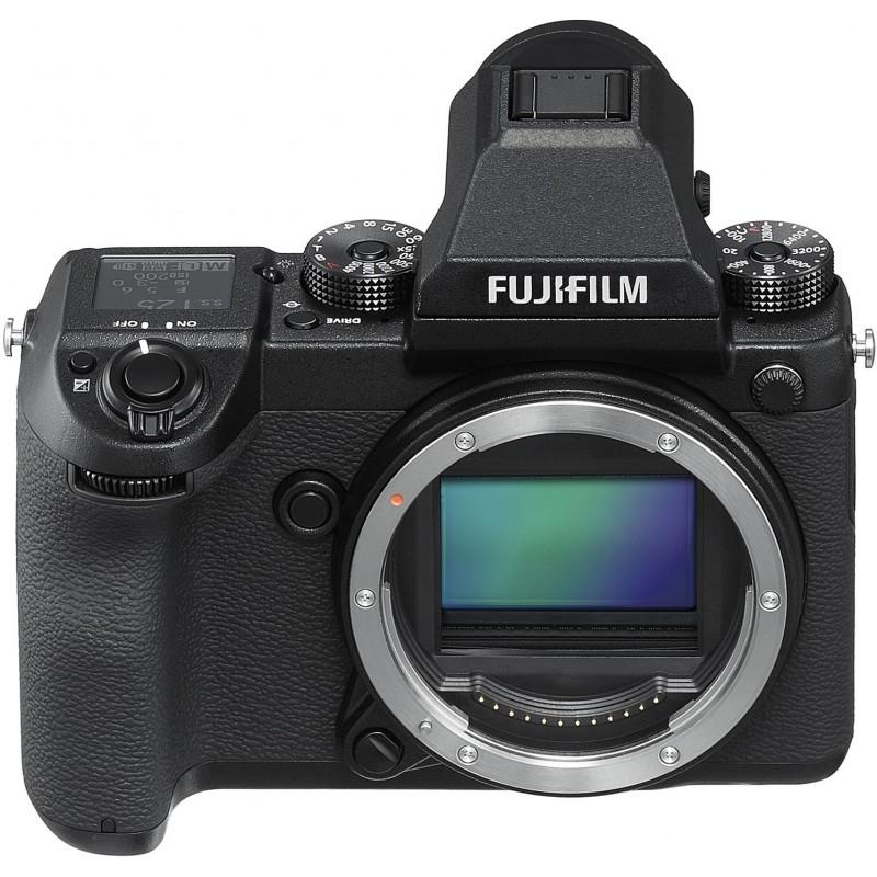 Fujifilm GFX 50S + 45mm f/2.8
