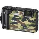 Nikon Coolpix W300, kamuflaaž