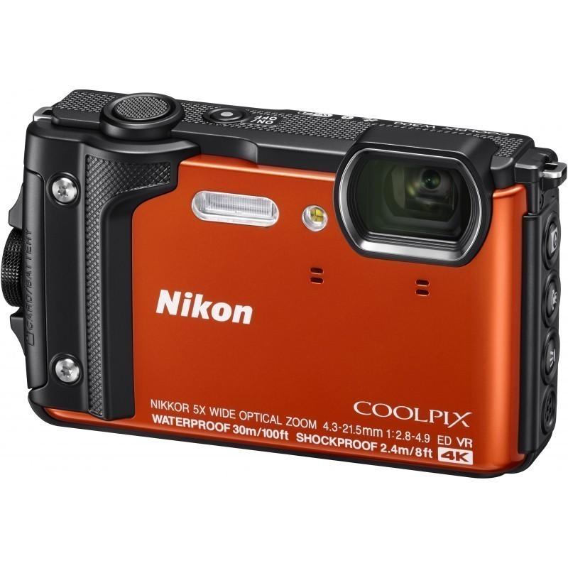 Nikon Coolpix W300, oranž