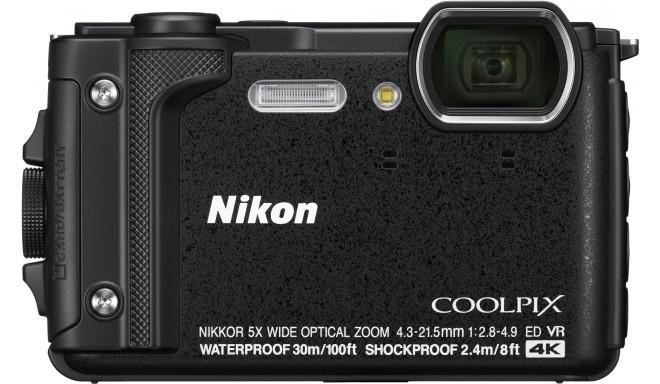 Nikon Coolpix W300, черный