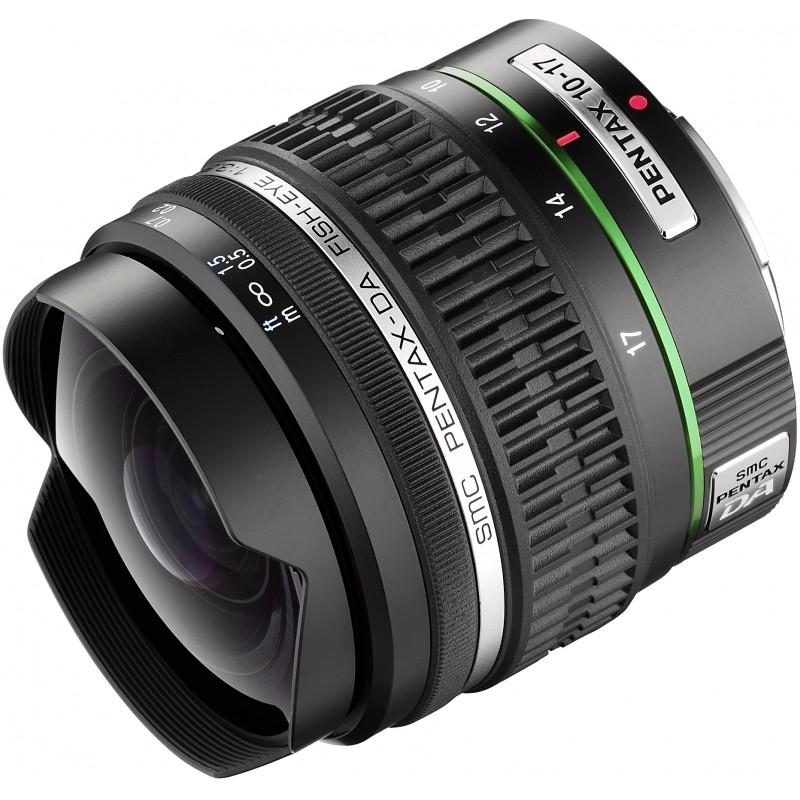 smc PENTAX DA 10-17 мм f/3.5-4.5 ED IF