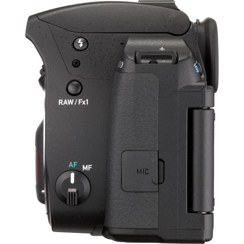 Pentax K-70 + DA 18-50mm RE + 50-200mm WR Kit