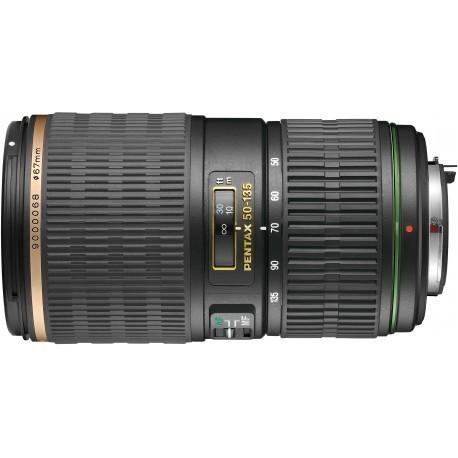smc Pentax DA* 50-135mm f/2.8 ED (IF) SDM objektīvs