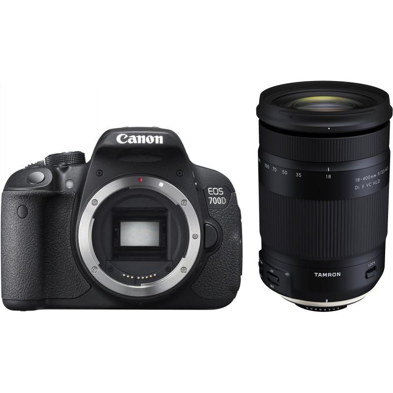 Canon Eos 700d Tamron 18 400mm Dslrs Photopoint