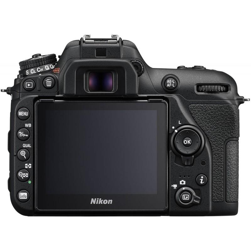 Nikon D7500 + Tamron 18-400mm