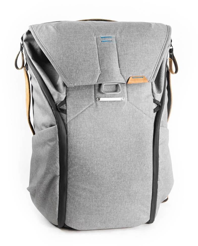Peak Design seljakott Everyday Backpack 30L, ash