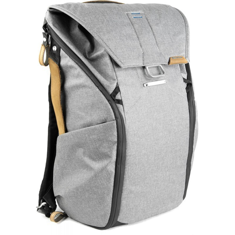 Peak Design seljakott Everyday Backpack 20L, ash