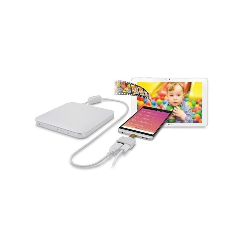 DVD-RW REC External Slim GP95EW70 Android app