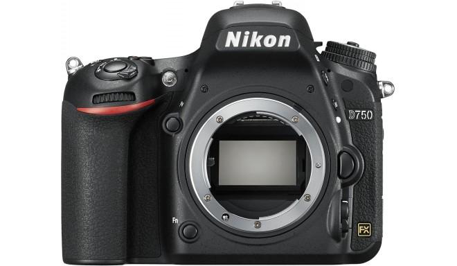 Nikon D750, корпус