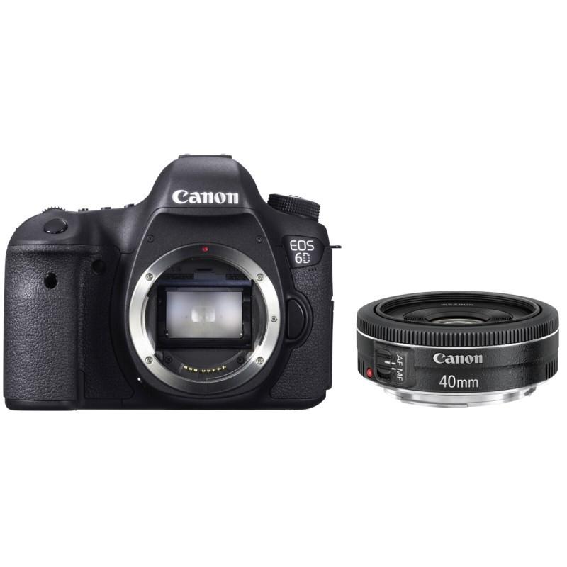 Canon EOS 6D Kit + EF 2,8/40 STM
