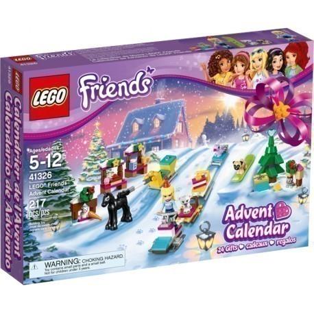 LEGO Friends календарь 2017 (41326)