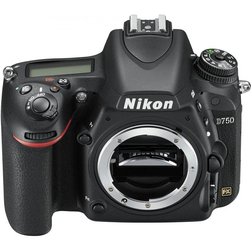 Nikon D750 + 24-85mm VR Kit