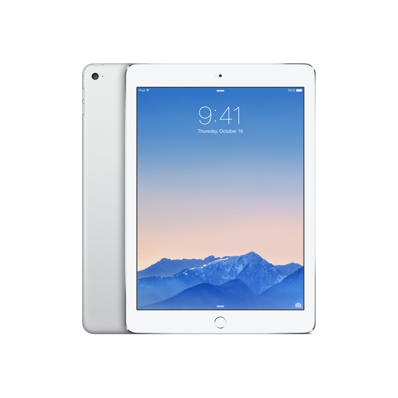 apple ipad air 2 16gb wifi silver tablets photopoint. Black Bedroom Furniture Sets. Home Design Ideas