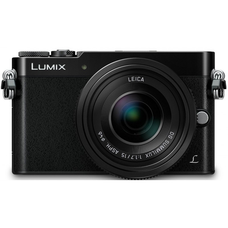 Panasonic Lumix DMC-GM5 + 15мм Kit, чёрный