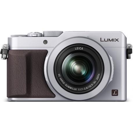 Panasonic Lumix DMC-LX100, silver