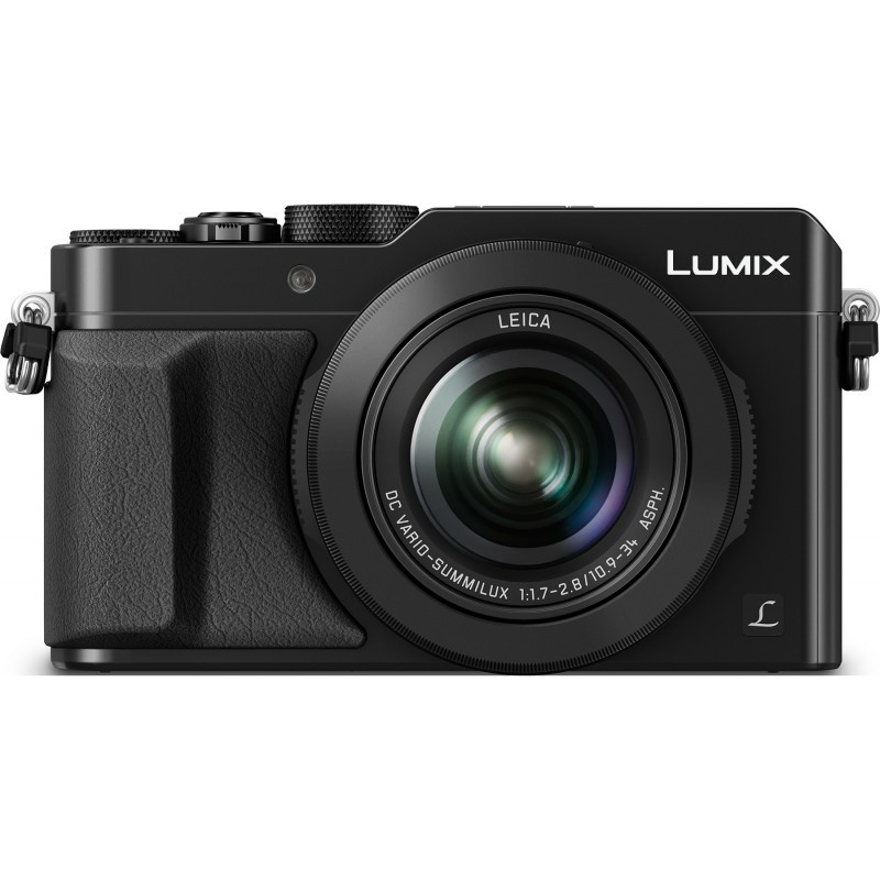 Panasonic Lumix DMC-LX100, чёрный