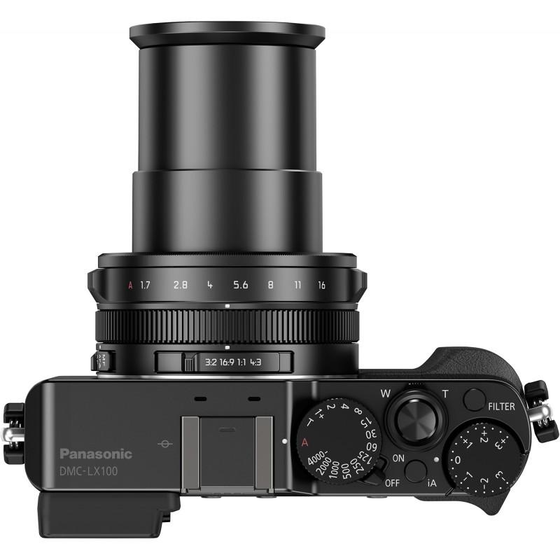 Panasonic Lumix DMC-LX100, must