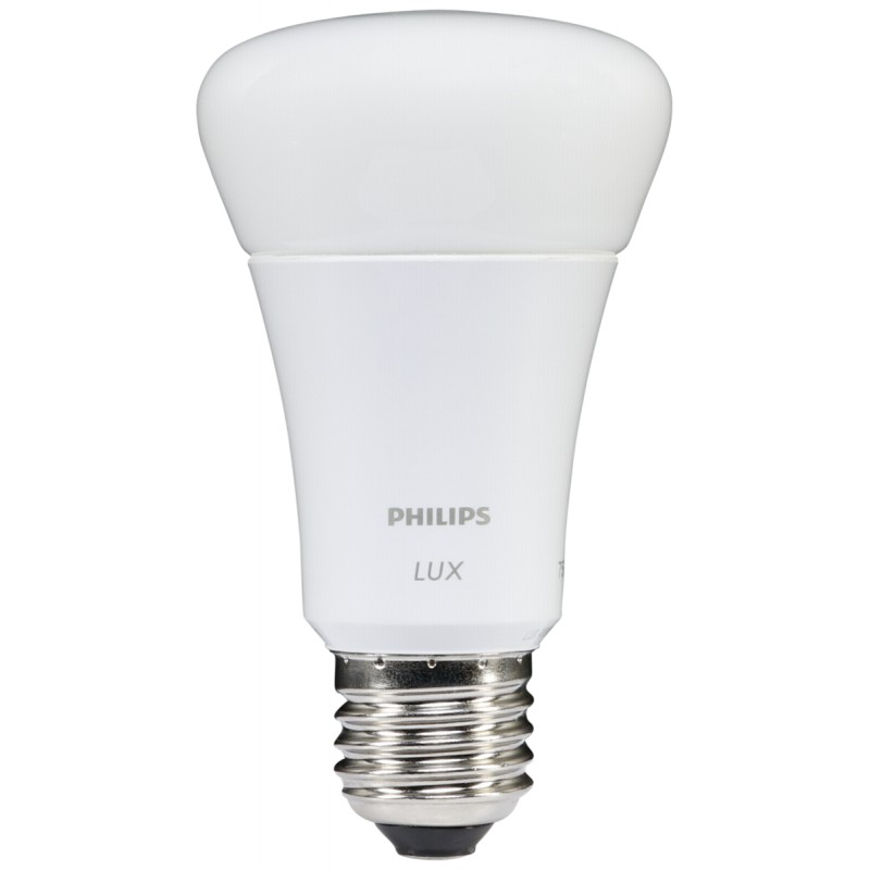 Philips Smart Bulb Starter Kit Hue Lux Led E27 Bridge 1