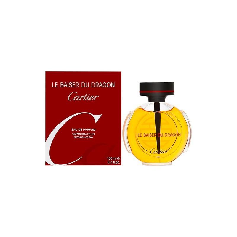 dc0acde85 Cartier - LE BAISER DU DRAGON edp vaporizador 100 ml - Perfumes ...