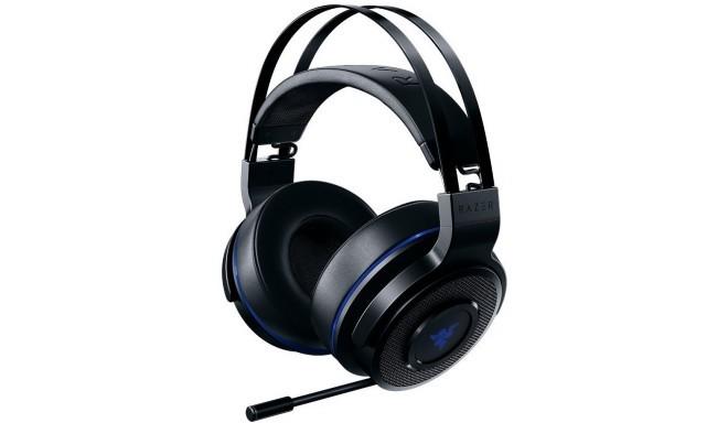 Razer kõrvaklapid + mikrofon Thresher Ultimate PS4, sinine