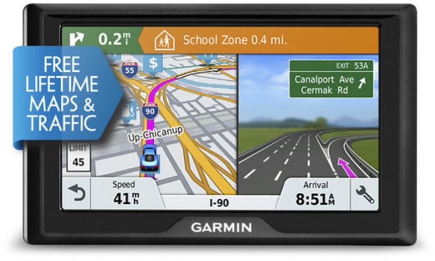 Garmin Drive 51LMT-S EU