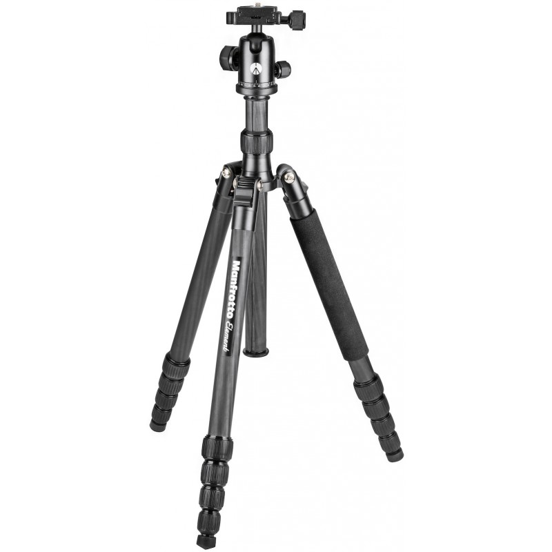 Manfrotto statiiv Element Traveller Big MKELEB5CF-BH