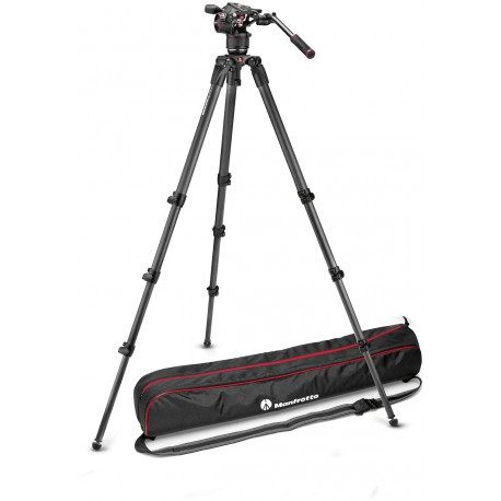 Manfrotto tripod kit Nitrotech N8 + 536 MVKN8CTALL